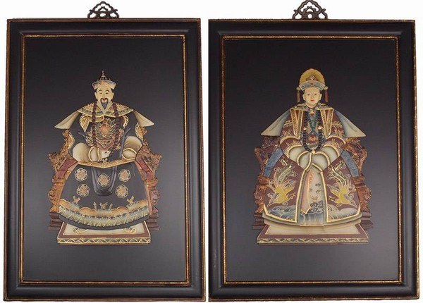 Chinese Antique Oriental Wall Decor Wood Panel Wooden Screen 19c