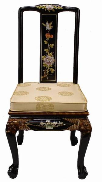 Oriental Furniture Accent / Dinning CHAIR