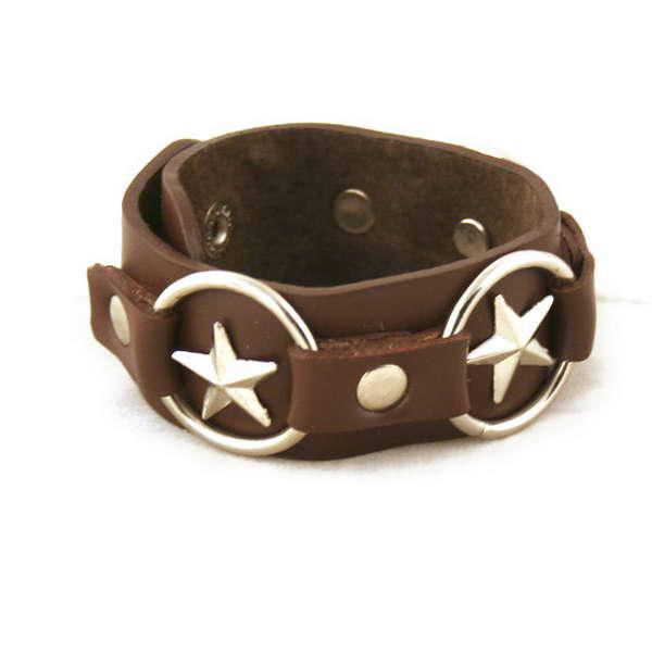 Stylish Leather WRIST BAND Bracelet YX172